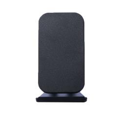 立式手机无线快充立式支架 铝合金支架台面充电器 公司礼品