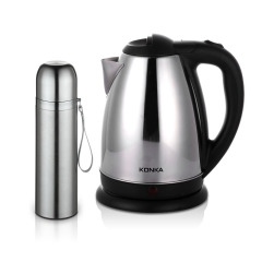 康佳(KONKA)高山流水組合 電熱水壺+保溫杯KGBL-192A 精致禮品