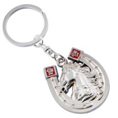 金属福字马头钥匙扣 创意设计 宣传礼品