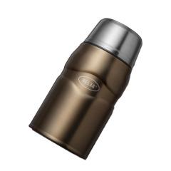RELEA物生物 不锈钢大容量焖烧杯儿童成人保温饭盒焖烧壶 实用性礼品