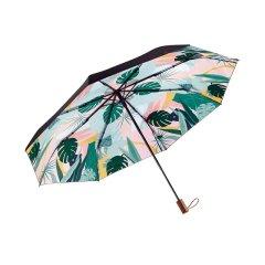 蕉下(BANANA UNDER) 新竹弥生植物系元素小黑伞 双层防紫外线太阳伞 发布会赠送的礼品