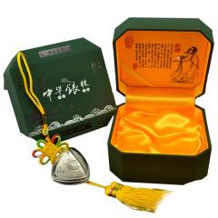 【中華銀粽】端午節紀念禮品 金融公司禮品 煙草公司禮品 送領導送老板