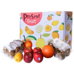 【佳沃花果鲜.礼品卡】欢乐果园时令水果大礼包三选一(388型礼品卡) 员工福利