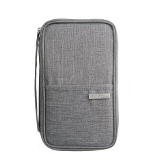 防水牛津布多功能旅行證件包卡包護照包 多層分格多袋收納 小型創意禮品