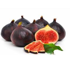 【京东伙伴计划—仅限积分兑换】新鲜现摘红紫皮无花果750g 新鲜水果礼盒