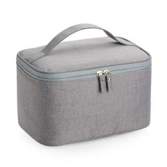简易风尚旅行洗漱包 舒适提手超大容量 商务旅行礼品