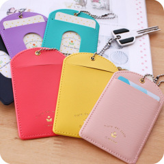 韩版迷你小卡包 可爱卡夹 卡套 钥匙包 展会礼品