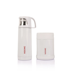 VOCHIC(沃奇)印象温情旅行套装 保温杯闷烧杯套装 350ML