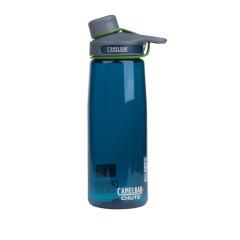 驼峰(camelbak)Chute龙口单层水瓶 户外便携水瓶 运动随身水壶(蓝色)750ML