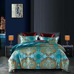 SOFTNIE 伯爵100%特级真丝床上四件套 大客户礼品定制