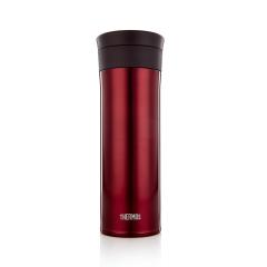 膳魔师(THERMOS)不锈钢高真空大口径保温杯 带茶漏保温茶杯 保温保冷杯550ML