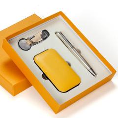 下架商务礼品三件套  签字笔+钥匙扣+指甲刀套装  实用的小礼品