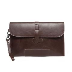 韩版手拿包 复古信封包 男士休闲手包 潮流手机包潮男包 比较实用的年会礼品 个人定制礼品