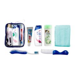 SURPRISE 品味生活套裝A2 差旅必備洗發露沐浴露牙膏牙刷梳子旅行套裝
