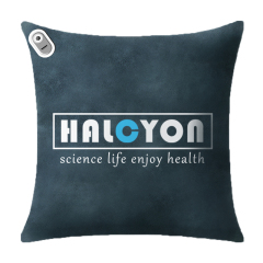 多功能按摩抱枕 按摩器抱枕被子三合一  公司年会送什么新年礼物好一些