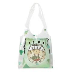 年轻人都爱的端午礼袋 国潮PVC透明单肩手提袋+束口袋内袋 创意端午礼品包装