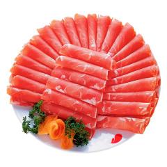 【京東伙伴計劃—僅限積分兌換】精選肥牛卷 500g/盒 谷飼牛肉