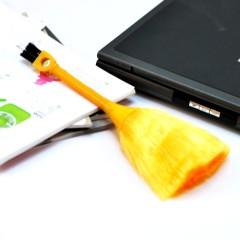 多用电脑键盘扫尘刷
