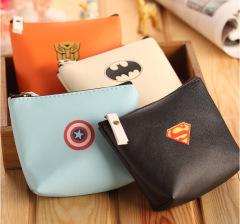 韩版创意英雄联盟PU零钱包钥匙包个性硬币包 妇女礼品 3元促销宣传礼品