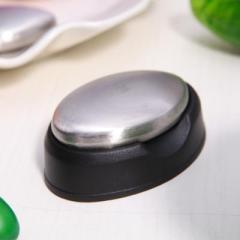 神奇不锈钢肥皂 洗手皂--椭圆形(带底座)