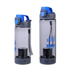 便携式带过滤器水杯/随手杯 550ml--蓝色(9211 )十几块钱的小礼品