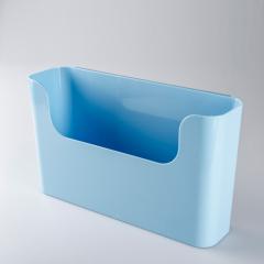 纳川多功能挂式置物盒/杂物收纳盒--大号多瑙蓝( A0204-3)