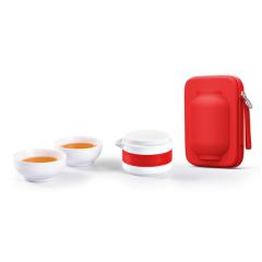 下架 【华灯】高端礼品套装陶瓷礼品 高档送礼套装 格物华灯旅行茶具
