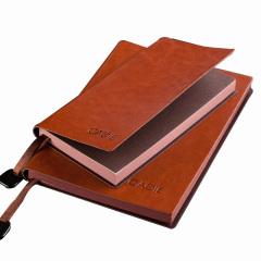 A6/A5/B5多规格商务皮质记事本平装笔记本 商务笔记本礼品