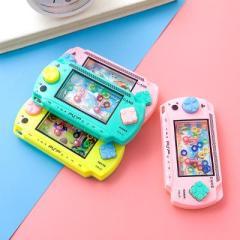 水中套圈游戏机 儿时经典玩具游戏机 1元创意小礼品