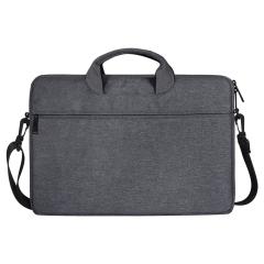 时尚百搭手提电脑包 便捷多功能单肩包 创意商务礼品