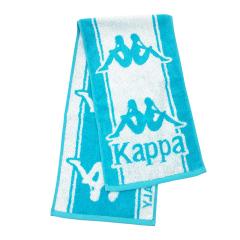 Kappa 意大利背靠背 短款运动巾25*100CM  公司送员工生日礼物