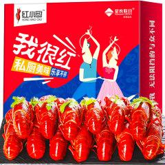 【京東伙伴計劃—僅限積分兌換】麻辣小龍蝦1.5kg 6-8錢/18-25只 火鍋食材