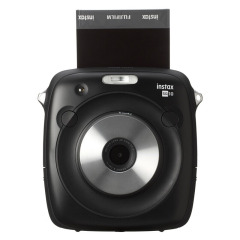 富士(FUJIFILM)INSTAX 拍立得 SQUARE SQ10 数模一次成像相机 时尚高端