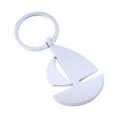 仿真海帆船钥匙扣 创意设计 会议小礼品