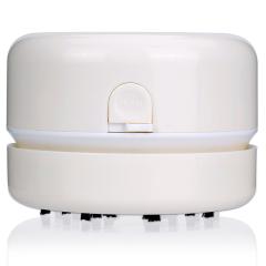 得力(deli)强吸力桌面吸尘器 迷你桌面除尘清洁小助手