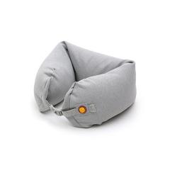 韩国Merry Ravioli肯尼迪连帽款办公旅途舒适U型枕 护颈枕 办公室小礼品