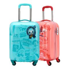 【DUOLUPLO】多伦保罗18寸儿童拉杆箱 小兔款旅行社 儿童节礼品