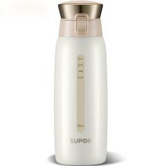 苏泊尔(SUPOR)一键开合星空保温杯 真空保温随身杯450ML 活动礼品方案