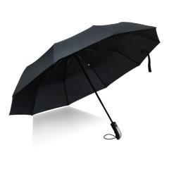 十骨加大商务自动伞三折折叠自动晴雨伞 拜访业主送什么礼品