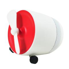 Hi聽 時尚可愛風扇藍牙音響 小巧精致音響 兒童節送給孩子的小禮品