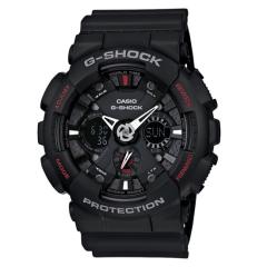 卡西欧(CASIO)手表 G-SHOCK系列运动石英表GA-120-1A