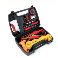 汽車戶外應急工具包 車載工具救援包套裝工具箱
