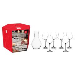 意大利RCR水晶套装 A  送客户礼品 企业高档礼盒 端午礼品