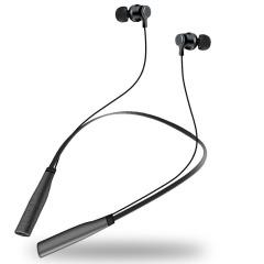 耳机颈挂式蓝牙耳机 双耳无线耳塞运动蓝牙耳机 年会小游戏奖品 展会礼品赠送