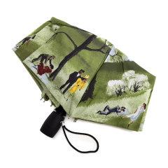 【大都会艺术博物馆】中央公园之春文艺印花折叠伞 便携设计