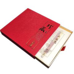 【珍藏】书签红木圆珠笔钢笔双用礼盒套装 创新商务礼物 商务送礼送什么好