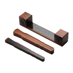 名木琴几音响+琴式卧香炉+琴式香管 特色三件套 纪念礼品