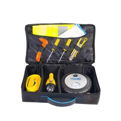 车管家 车载应急救援包工具包9件工具套装 汽车企业礼品定制