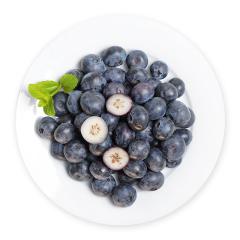 【京东伙伴计划—仅限积分兑换】秘鲁进口蓝莓 超大果 4盒装 约125g/盒