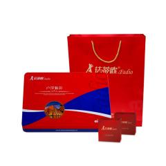 【盧浮魅影】法式月餅*12 流心奶黃榛子巧克力藍莓草莓櫻花等組合 中秋員工禮品方案